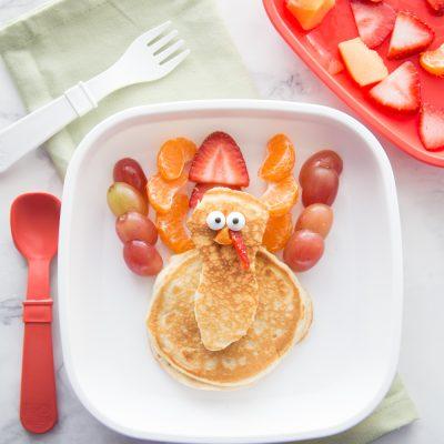 Turkey Pancake Breakfast