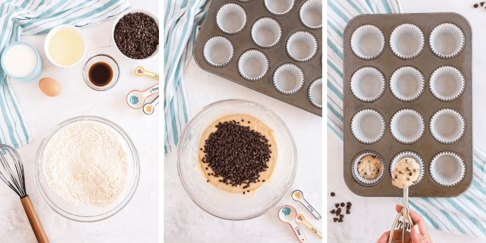 How to  make the best chocolate chip muffins