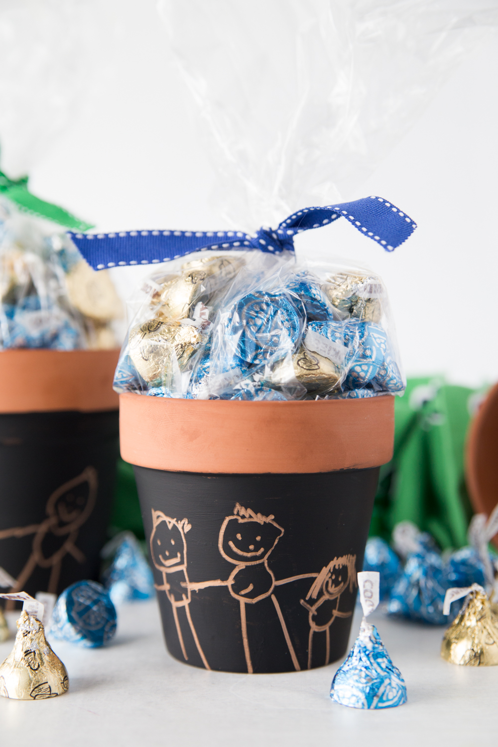 Fathers Day Candy Pot