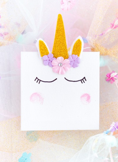 Unicorn Mini Canvas