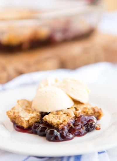Very Berry Dump Cake Recipe
