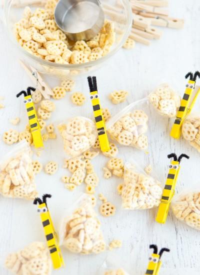 Back to School Bumblebee Treat Bags