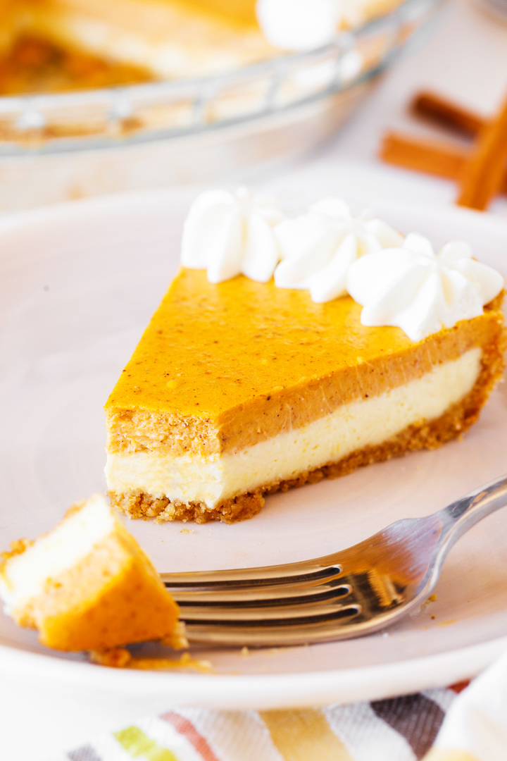 Easy Pumpkin Cheesecake Recipe Made To Be A Momma