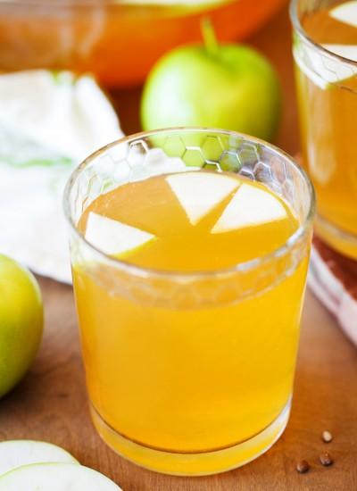 White Apple Punch Recipe