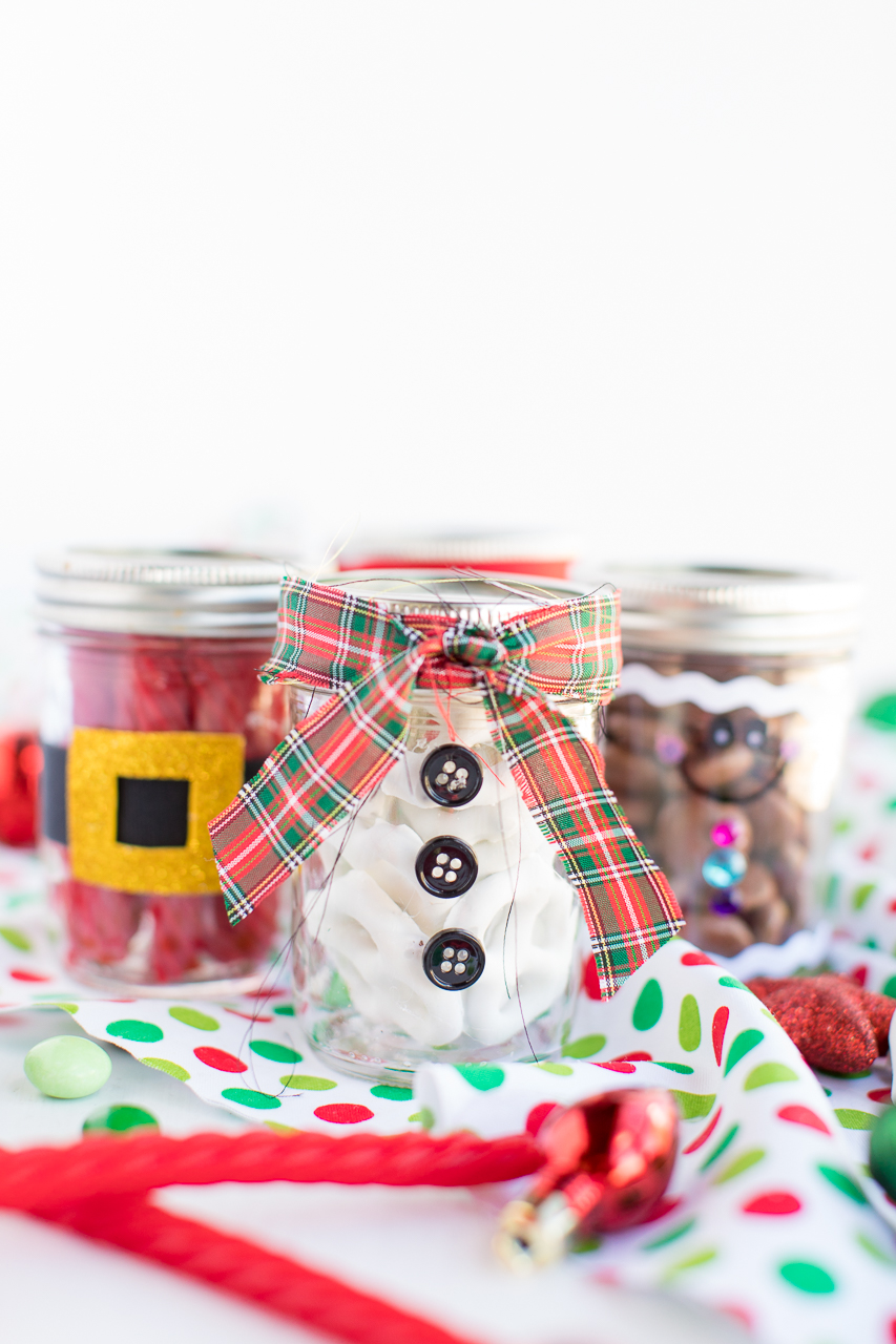 Christmas Mason Jar Gifts - Made To Be A Momma