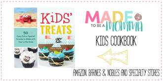 my kids treat recipe book!