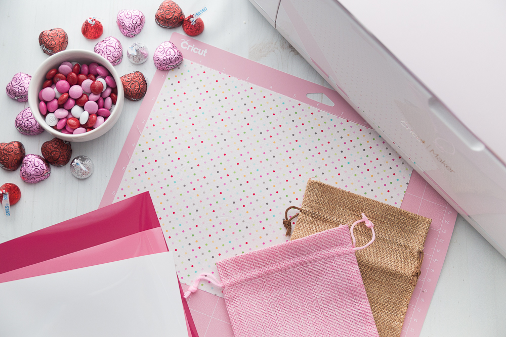 Burlap Treat Bags Supplies