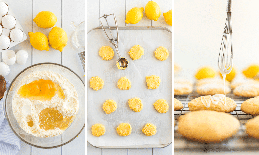 how to make lemon cake mix cookies