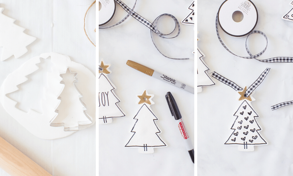 DIY Farmhouse Ornaments