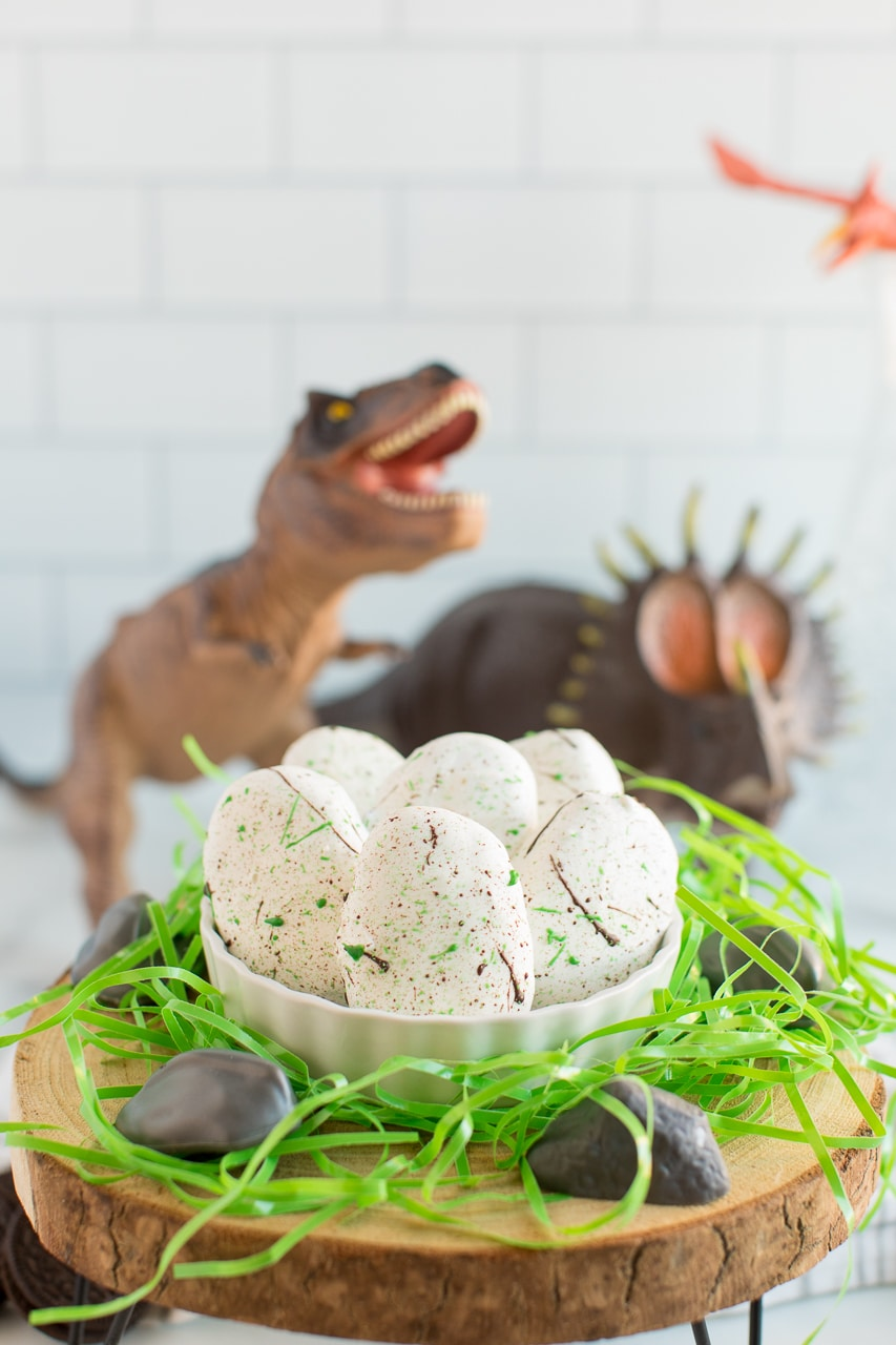 edible dinosaur eggs