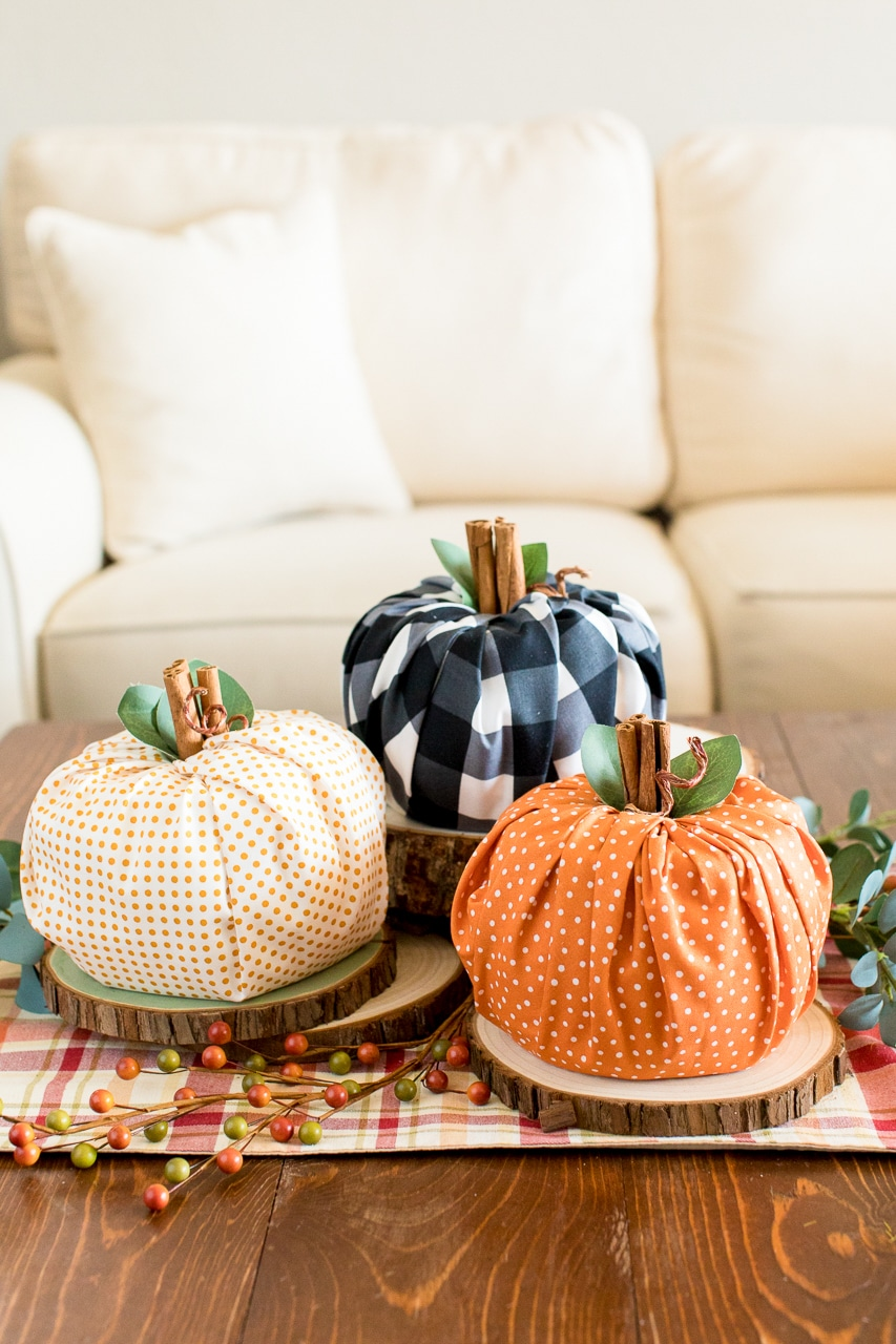 Toilet Paper Pumpkins are such an easy and festive fall craft! With just a few basic craft supplies you can make a set of pumpkins in under 30 minutes!