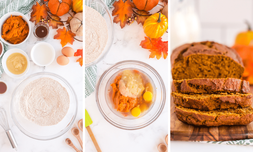 healthy pumpkin recipe ingredients