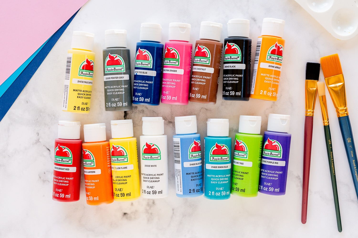craft paint for kids