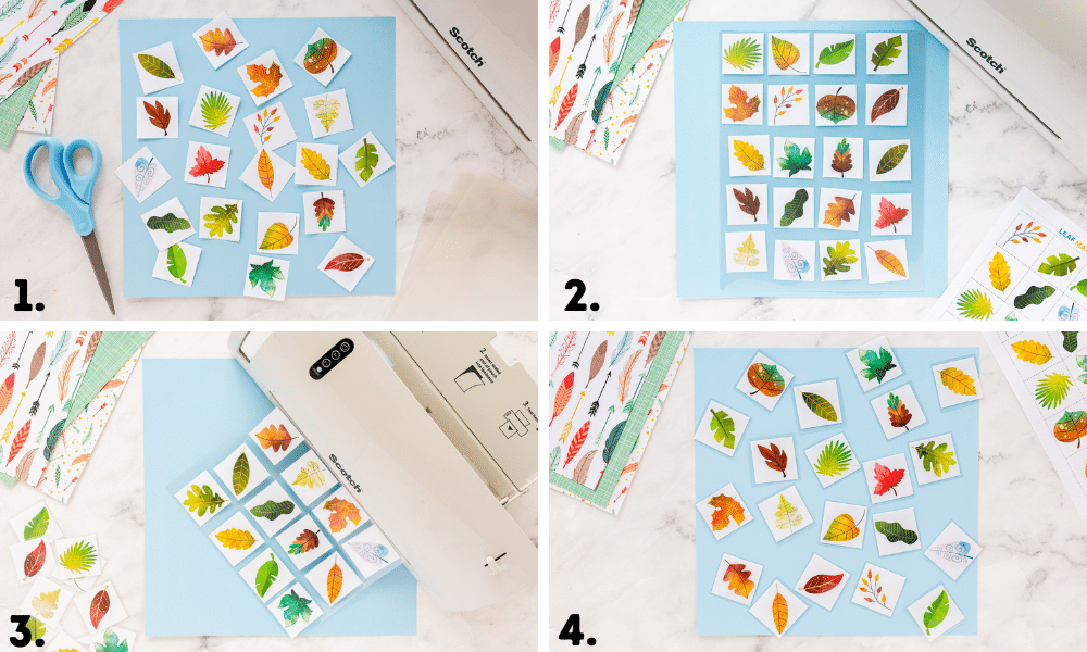process images for leaf printable